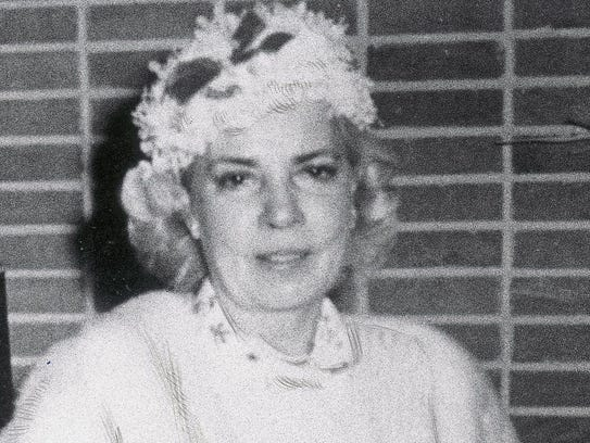 Marjorie Jackson, in the late 1960s.