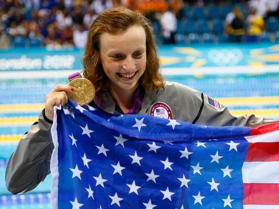 2014-8-5 katie ledecky 2012 olympics