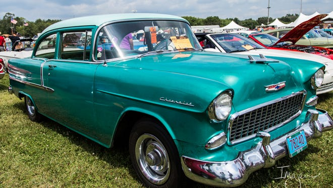 Vehicle featured at the 2015 Iola Car Show