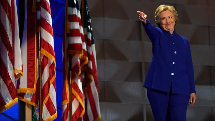Thanks to Republicans, Clinton will make history: #tellusatoday