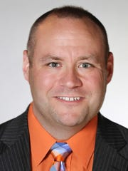 Jake Conkling, owner of the Spencerport Insurance Agency