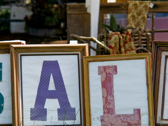 """The Ladies of Charity annual """"Stuff Galore"""" sale is set for June 14-16."""