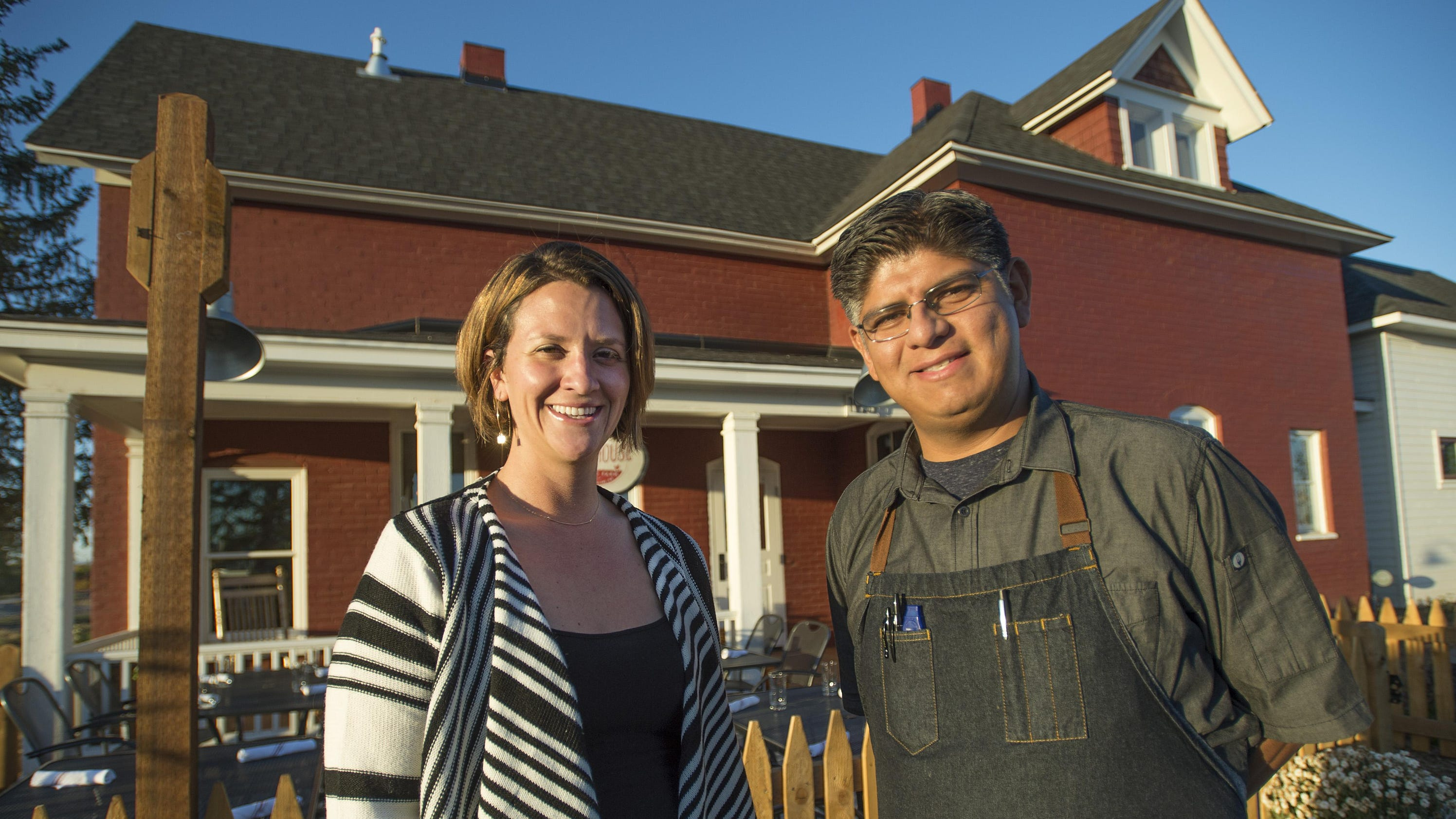 New restaurant The Farmhouse lives up to name