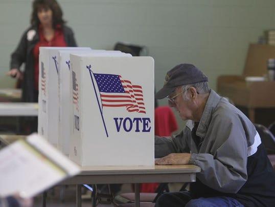 ballot voting