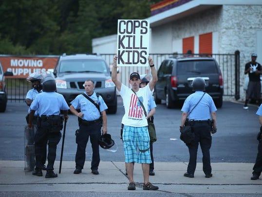 cop kills kids