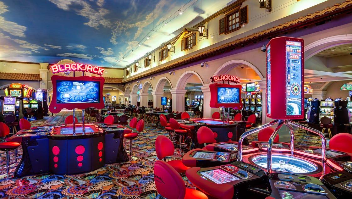 Gambling trips