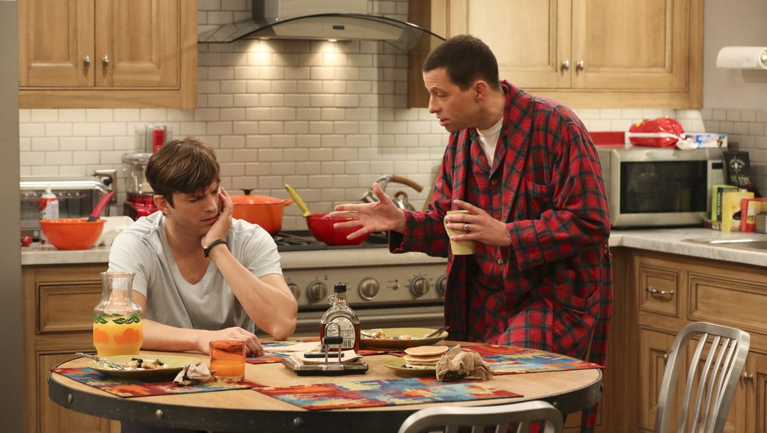 39 Two And A Half Men 39 Departs In February