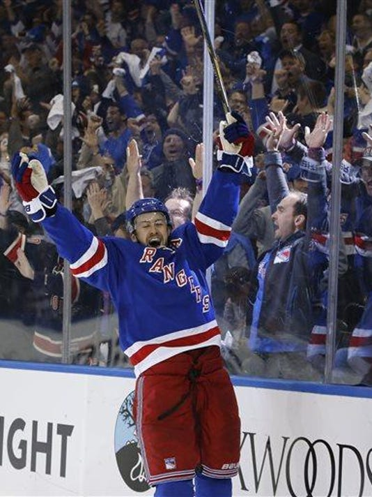 Rangers Stepan Hockey_Will