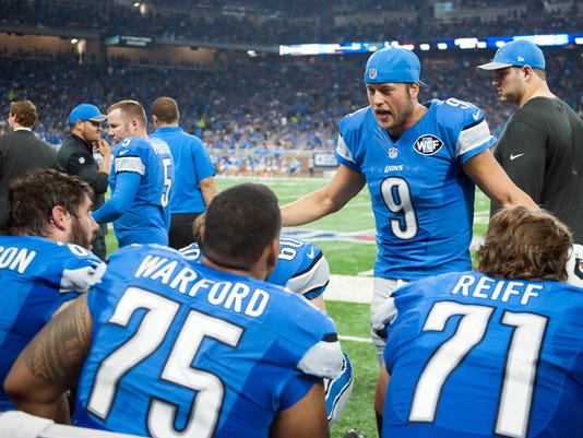 NFL: Tennessee Titans at Detroit Lions
