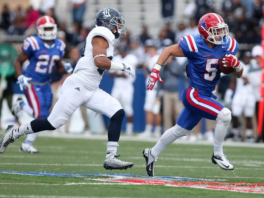 LA TECH VS. RICE 11/29/2014