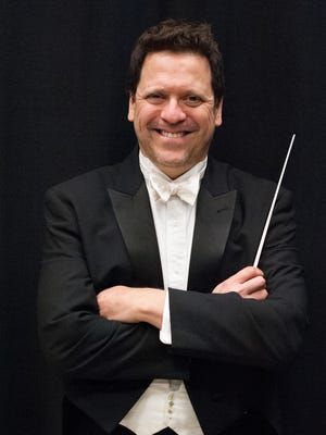 Donato Cabrera, music director of the Las Vegas Philharmonic and the California Symphony, will be one of six guest conductors for the New West Symphony's Masterpiece Concert Season, which starts Sept. 30.