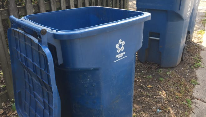 Republic Services faces hefty fines for late garbage collections in Lafayette and Lafayette Parish, Louisiana, in February and March 2018.