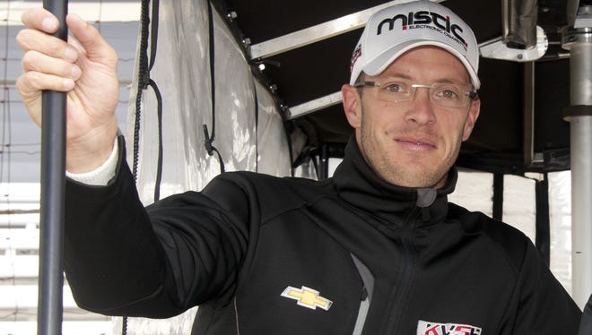 Sebastien Bourdais said drivers, not aero kits, are to blame for all the cautions in the St. Pete race.