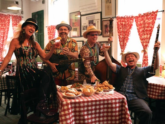 Annie and the Hedonists perform Friday at Cornell's