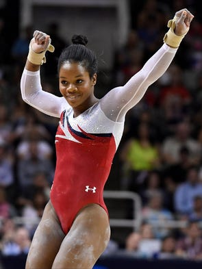 gabby douglas floor routine - photo #30