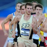 Day 1 of the NCAA Track & Field Championships