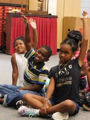 Sealey third graders have answers for music teacher