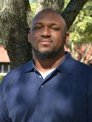 Lehigh Senior High School football coach James Chaney