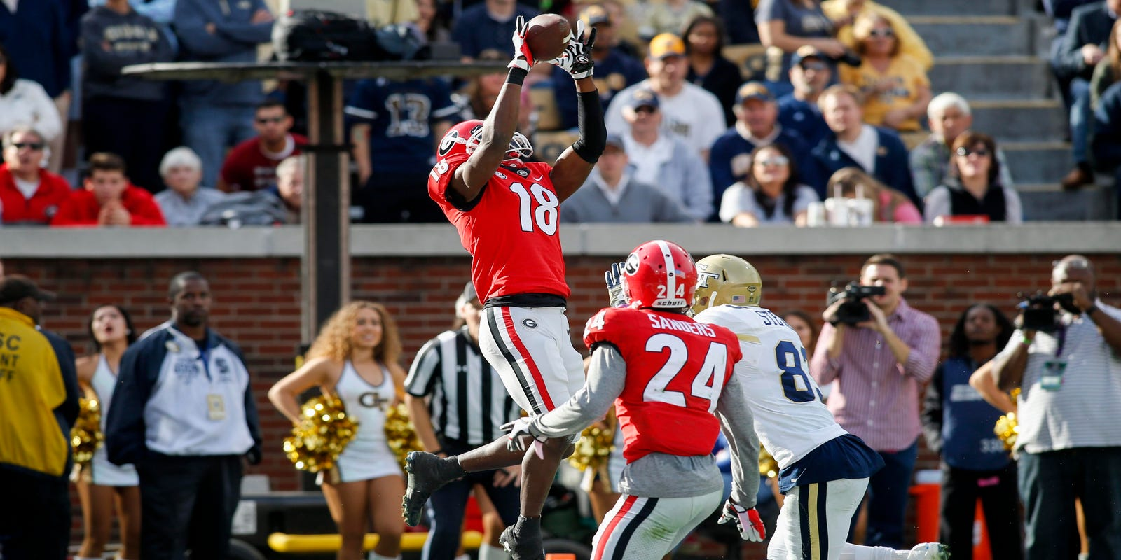 College football s top defensive backs in 2018 2902538fc