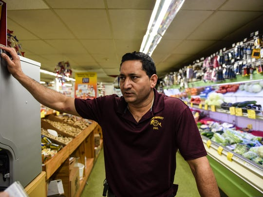 Pal Singh, owner of Town Market and Millcreek Township resident, explains why he believes Millcreek Township was picked as one of the safest communities in Pennsylvania on  Wednesday, June 29, 2016.