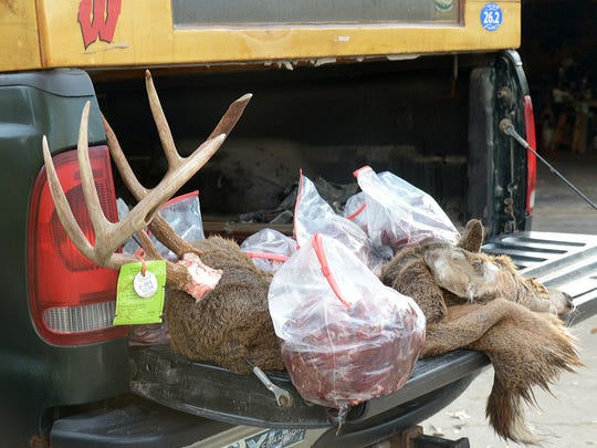Only 14 percent of the 193,787 deer tested for CWD the past 17 years have occurred the past five years.