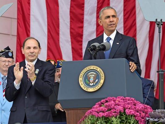 EPA USA OBAMA VETERANS DAY LIF DEFENCE PUBLIC HOLIDAYS USA VA