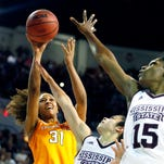 Lady Vols play spoiler at Mississippi State