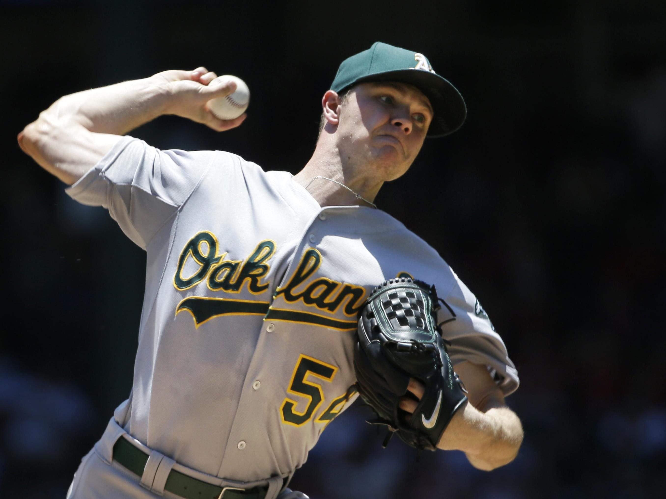 Sonny Gray was chosen for the MLB All-Star Game.
