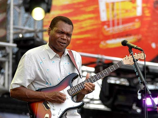 """I still hear good and new things in this music, because it's deep,"" says Robert Cray."