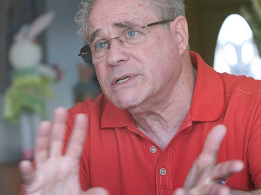 Sheldon Boxer, a former Lakewood school principal.