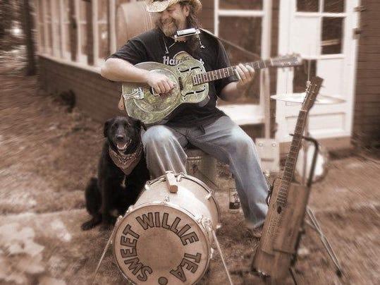 Artist Spotlight - Sweet Willie Tea