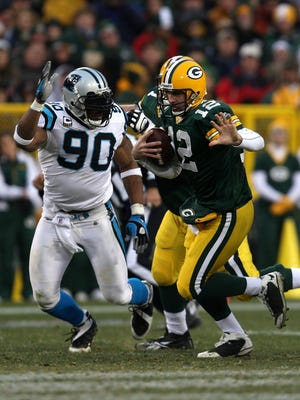 Julius Peppers and the Panthers each have changed significantly since he left Carolina.