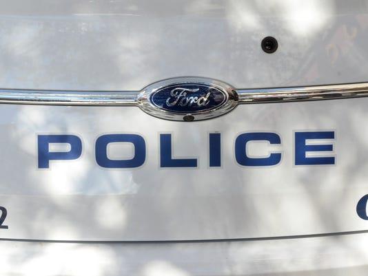 Police Car #stock