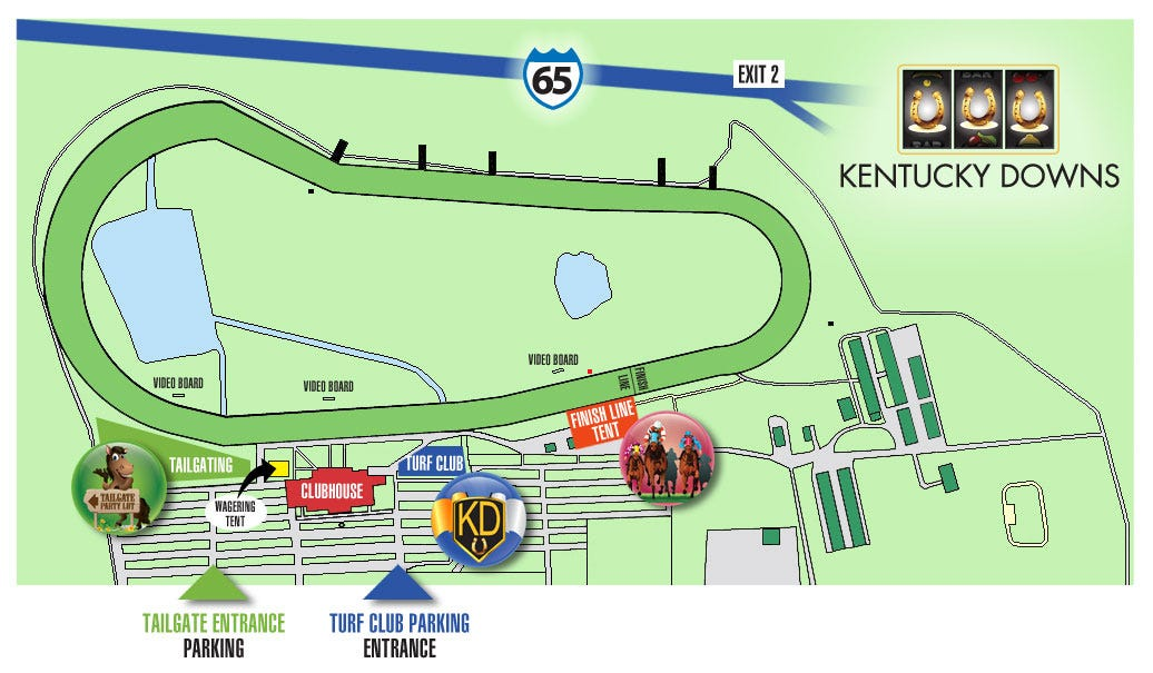 Kentucky Downs adds premium seating for its fivedate September meet