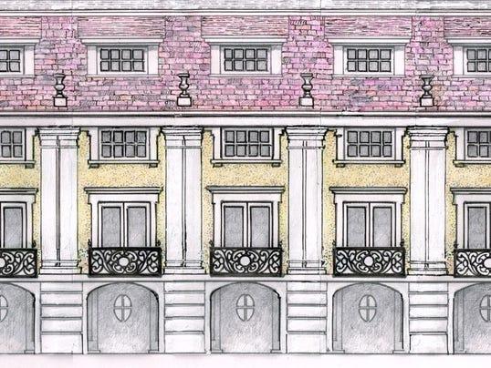 red bank developer finds way around zoning board beard. Black Bedroom Furniture Sets. Home Design Ideas