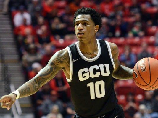 NCAA Basketball: Grand Canyon at San Diego State