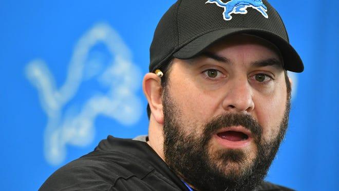 Lions head coach Matt Patricia ranks last among NFL head coaches, according to the Sporting News.