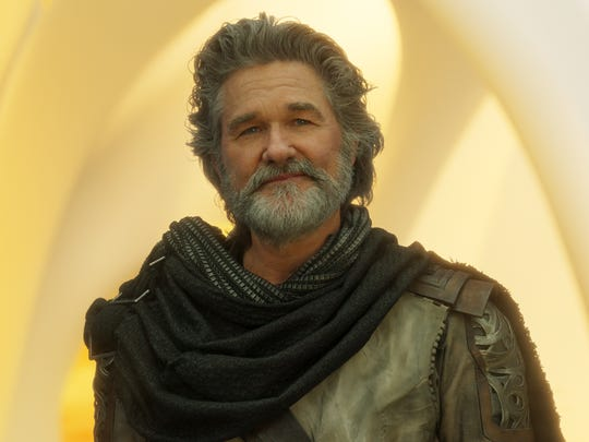 "Ego (Kurt Russell) from ""Guardians of the Galaxy Vol."
