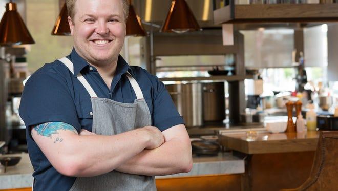 Chef/Co-owner Ehren Ryan
