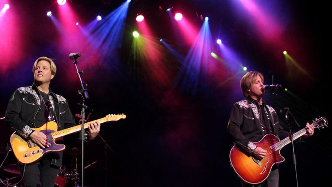 "Gunnar and Matthew Nelson will perform ""Ricky Nelson Remembered"" Saturday night at San Juan College."