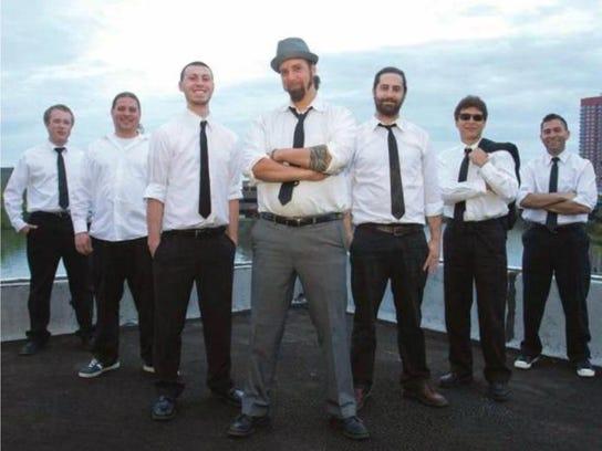 Ska group The Bullbuckers will perform at the Poseidon Festival in Bethany Beach.