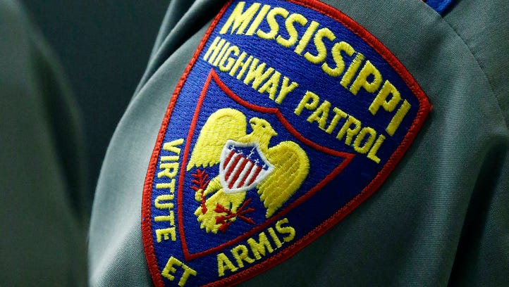 Each cadet wears a Mississippi Highway Patrol patch