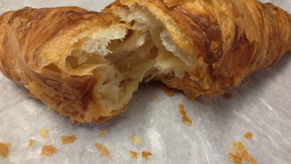 French Crust croissant