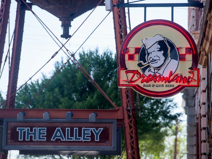 Dreamland BBQ will be moving from its location in The