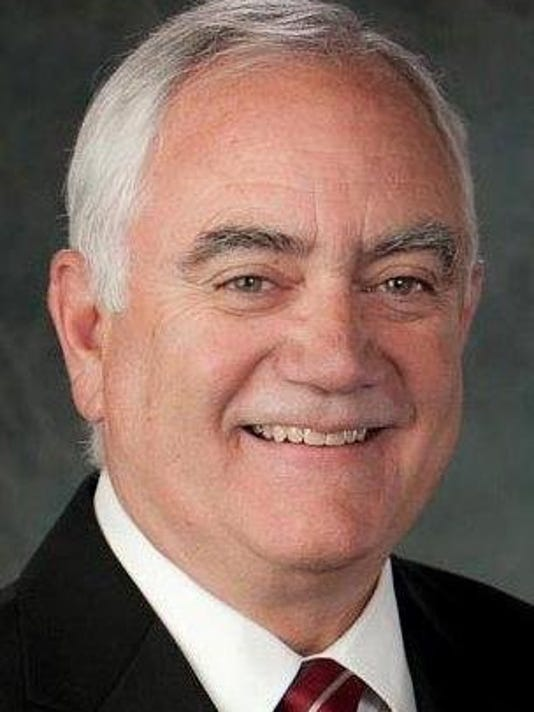Treasurer-Tax Collector Steve Hintz