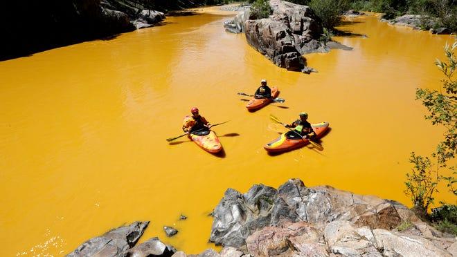 The Short List Historic Space Meal Ferguson On Edge Colorado Mine Spill