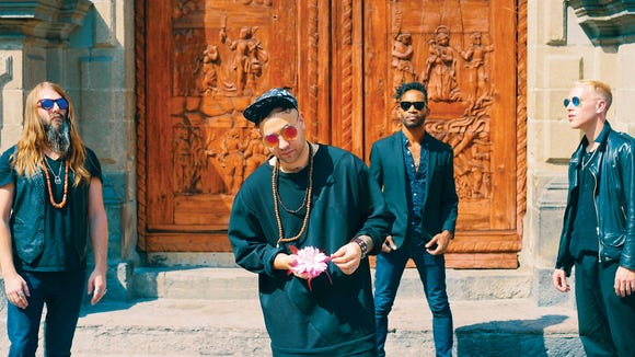 Indie-rock group Unknown Mortal Orchestra is set to perform at 9 p.m. Friday at Lowbrow Palace, 111 E. Robinson.