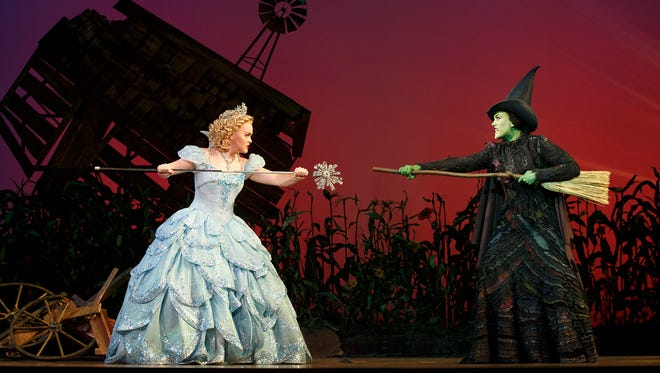 WICKED, the most requested production in Wharton Center's history, returns to the stage for a fourth incredible time this November.