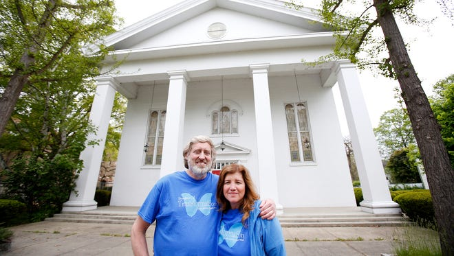 Jeff and Tracey Barlow are opening the Transformation Center in the former Trinity Lutheran Church in Elmira. The couple aims to help break the cycle of poverty and broken families.