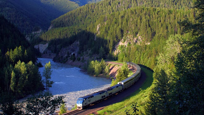 America S Best Train Journeys Ranked